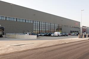 Bouw- en woonrijp maken Nieuwbouw distributiecentrum MRC Transmark te Bleiswijk