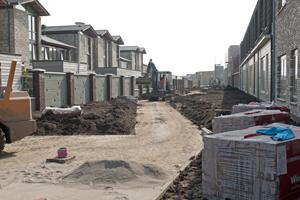Bouw- en woonrijp maken Zorgcentrum Rietveld te Alphen aan den Rijn