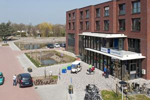 Bouw- en woonrijp maken Zorgcentrum Lingesteyn te Leerdam