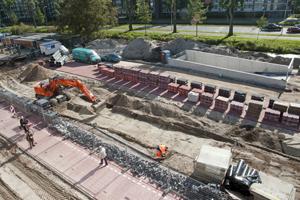 Bouw- en woonrijp maken Nieuwbouw Medisch Centrum Haaglanden te Leidschendam