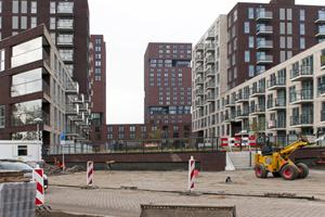 Reconstructie Kanaalweg/Beneluxlaan Utrecht