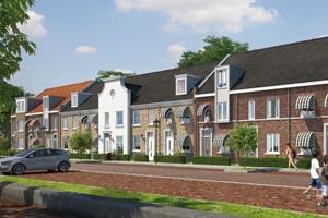 Nieuwbouw 23 woningen Brinkhorst te Moordrecht