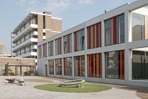 Nieuwbouw Buurtvoorziening Morgenstond te Den Haag