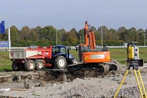 Nieuwbouw bedrijfspand Niedax Group te Moordrecht