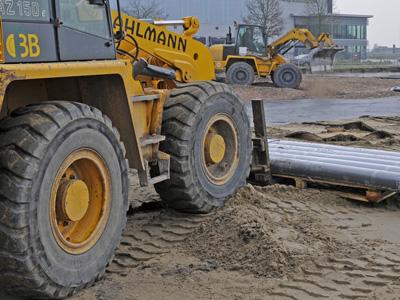 Nieuwbouw distributiecenter Vergeer te Bodegraven