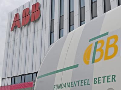 Nieuwbouw ABB te Delft