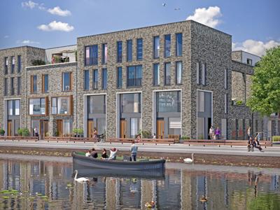 Bouw- en woonrijp maken Binck Plaats te Den Haag