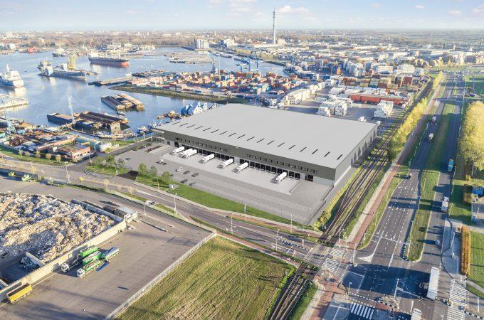 Nieuwbouw Smartlog Ophemertstraat te Rotterdam