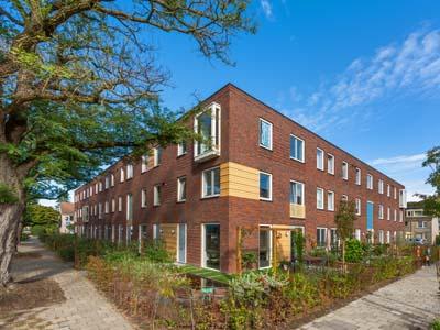 Nieuwbouw Cohenlaan te Utrecht